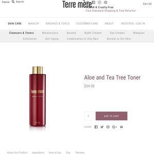 Skincare - 📦A~ Terre Mere skin toner
